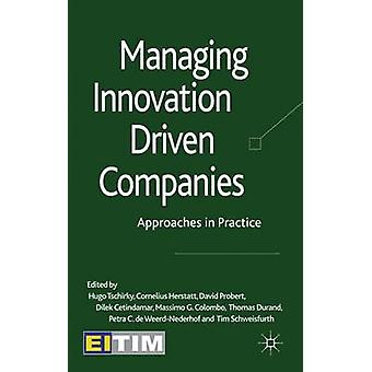 Managing Innovation Driven Companies  Approaches in Practice by Tschirky & Hugo