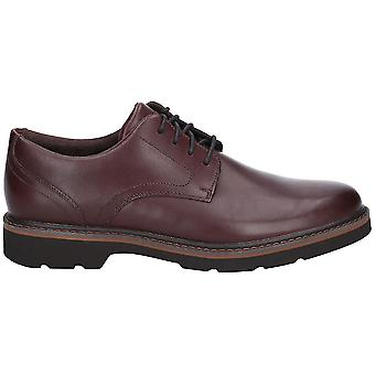 Rockport Mens Charlee Plain Toe Shoe