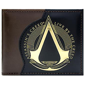 Assassins Creed Live By The Creed ID & Card Bi-Fold Wallet