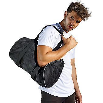 Outdoor Look Mens Camo Everyday Adjustable Roll Bag