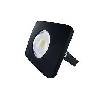 Integral - LED Floodlight 30W 4000K 3000lm Matt Black IP65 - ILFLB011