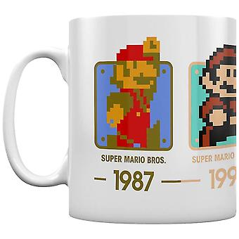 Mug Super Mario dates