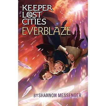 Everblaze by Shannon Messenger - 9781442445994 Book