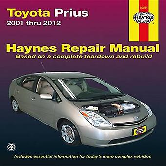Toyota Prius Automotive Repair Manual - 2001-12 (2nd Revised edition)