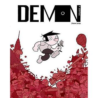 Demon-volym 3 av Jason Shiga-9781626724549 bok