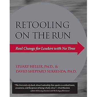 Retooling On The Run by Stuart Heller - 9781883319199 Book