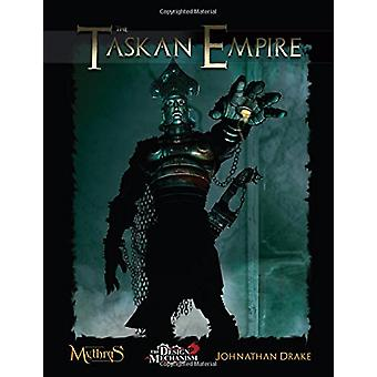 The Taskan Empire - A World of Thennla Sourcebook for Mythras by Jonat