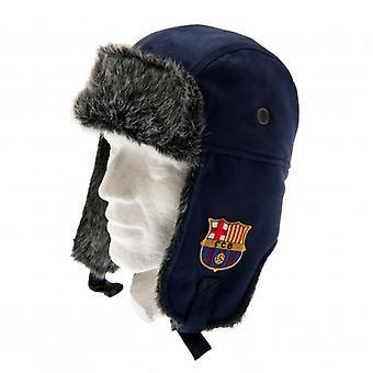 Barcelona Jersey Trapper Hat