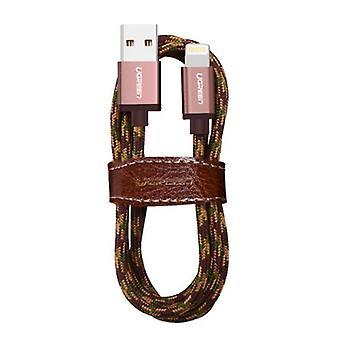 UGreen Lightning Cable 1M Dark Brown 40689