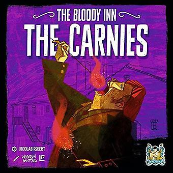 The Bloody Inn The Carnies Expansion Game