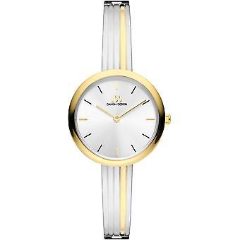 Design dinamarquês Mens Watch IV65Q1262 alecrim