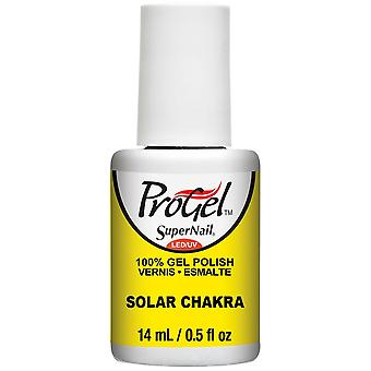 SuperNail ProGel Nail Polish Festival Of Colours 2016 Gel Collection - Solar Chakra 14ml