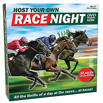 Cheatwell Games Host Your Own Race Night DVD Game