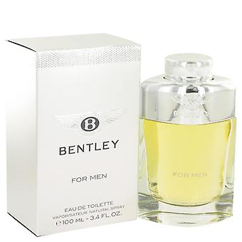 Bentley eau de toilette spray mennessä bentley 501447 100 ml