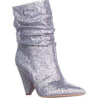 Guess Womens Nakitta Pointed Toe Mid-Calf Fashion Boots