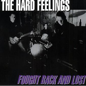 Hard Feelings - Fought Back & Lost [Vinyl] USA import