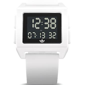 Adidas archive_sp1 Watch för Unisex Digital Quartz med silikonarmband Z15100-00