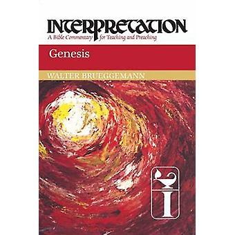 Genesis by Walter Brueggemann - 9780664234379 Book