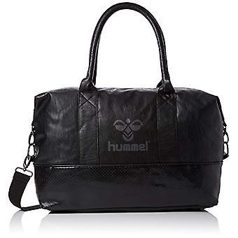 Hummel Uni Jet M Weekend Bag Pockets - Black - 48 x 40 x 20 cm