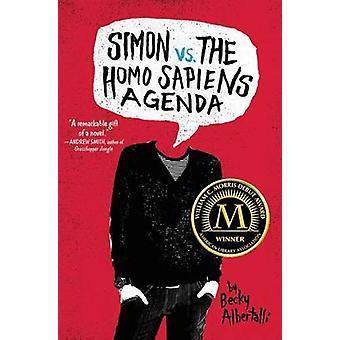 Simon vs. the Homo Sapiens Agenda by Becky Albertalli - 9780062348678