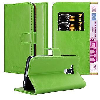 Cadorabo Hülle für Honor 5C غطاء القضية -- Handyhülle mit Magnetverschluss ، Standfunktion und Kartenfach -- غطاء القضية Schutzhülle Etui Tasche كتاب Klapp نمط