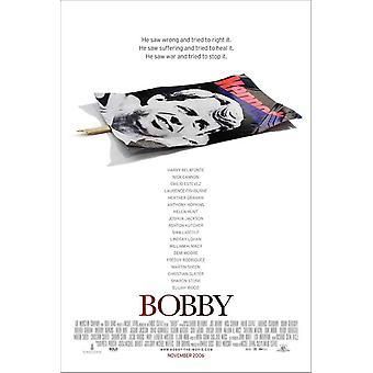 Bobby (single sided regular) (2006) poster original do cinema