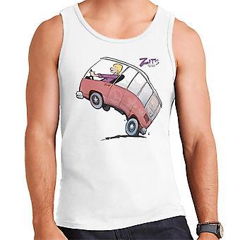Zits Jeremy Driving Men's Vest