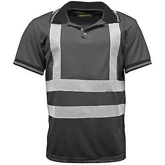Standsafe HV004 Hi vis met korte mouwen Polo shirt