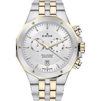 Edox 10110 357JM AID Delfin Heren Horloge