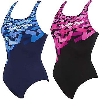 Arena naisten Crystal yksiosainen Cross takaisin uinti koulutus uimapuku puku
