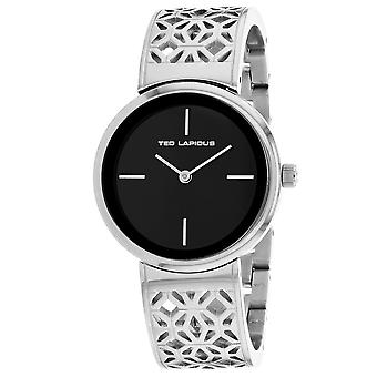 Ted Lapidus Women's Classic Black Dial Watch - A0729ANIW