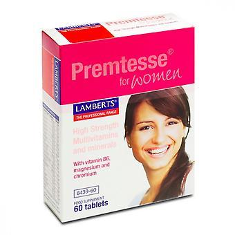 Lamberts Premtesse Tablets 60 (8439-60)