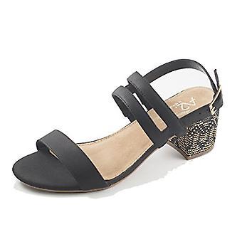 Aerosoles Womens mitten storlek öppen tå Casual Strappy sandaler