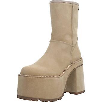 Yellow Boots Volt I Color Camel