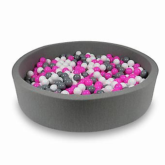 XXL Ball Pit Pool - Gray #18 + bag