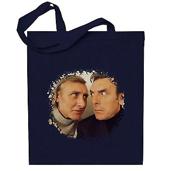 TV Times Spike Milligan And Eric Sykes Totebag