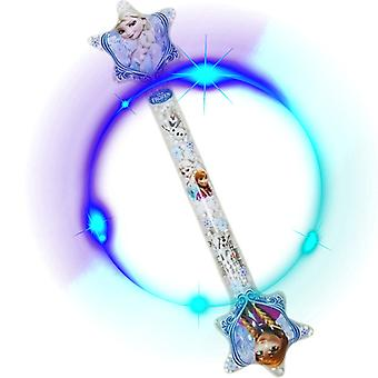 Disney Frozen Frost Inflatable Wand With LED 67cm