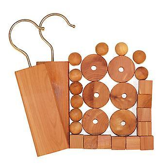 Russel Cedar drewna szafy akcesoria, pakiet 28