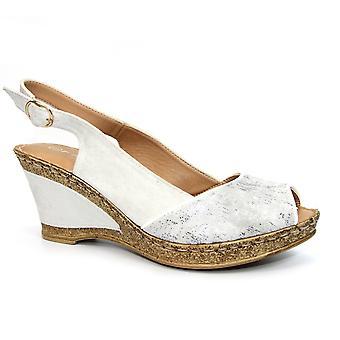 Lunar Binks Wedged Summer Sandal