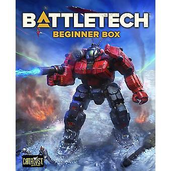Battletech Beginner Box Board Game