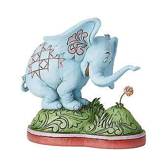 Jim Shore Dr Seuss Horton With Flower Figurine