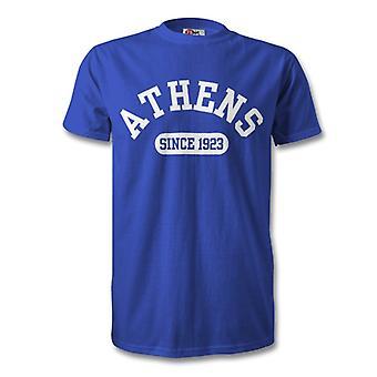Atromitos 1923 gegründet Fußball Kinder T-Shirt