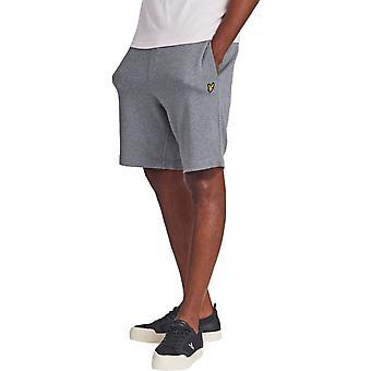 Lyle & Scott Sweat Pantaloncini Grigio 29