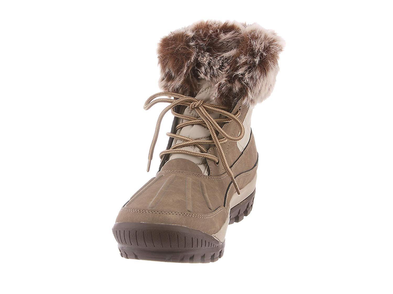 Bearpaw Women's Becka Waterproof Short Boots