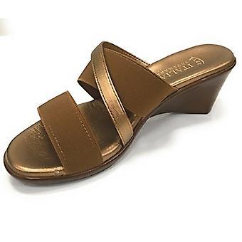 ITALIAN SHOEMAKERS Women's Lorel Slide Sandal