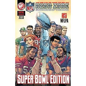 NFL Rush Zone Super Bowl Special TP by Kevin Freeman - 9781939352484