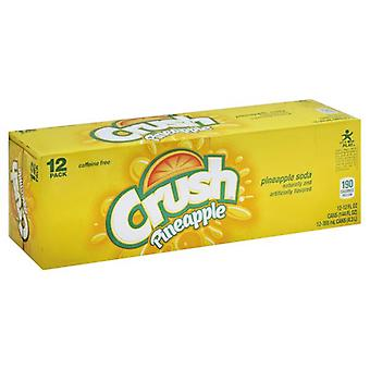 Crush Us Pineapple-( 355 Ml X 12 Cans )