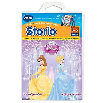 VTech Storio Storybook Kasetti Disney Princess