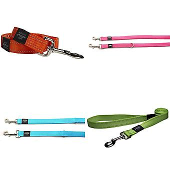 Kruuse Rogz Lumberjack Reflective Nylon Dog Multi Lead