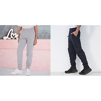 AWDis Just Hoods Childrens/Kids Tapered Jogging Bottoms